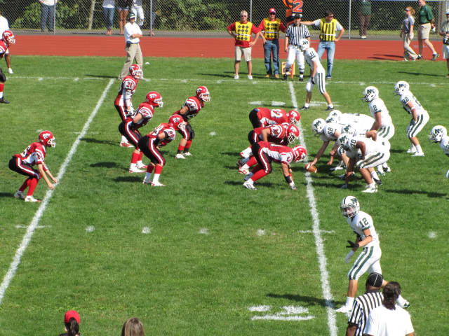 Masuk High School in Monroe advances to the championship game in Class L football.