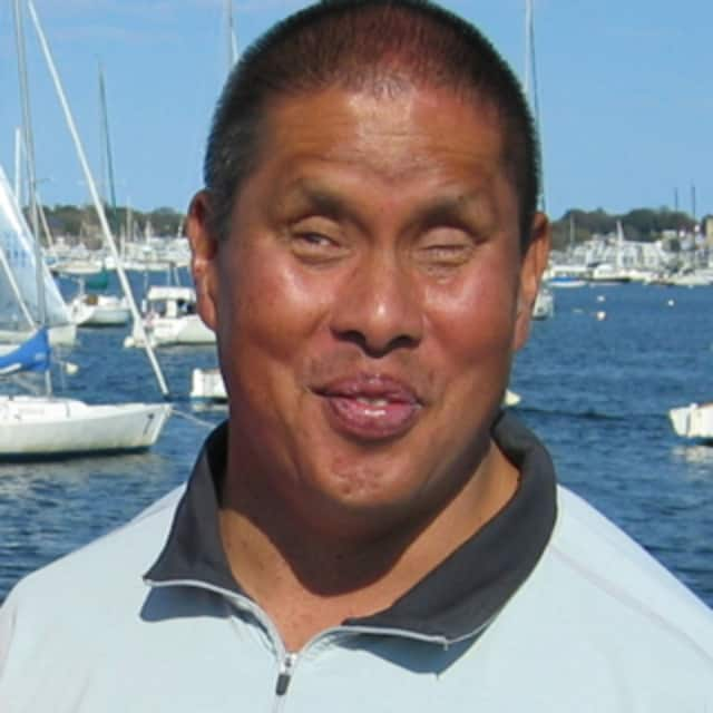 Blind sailing champ Matt Chou will be on hand when the Helen Hayes Hospital in West Haverstraw presents a documentary about blind sailors.