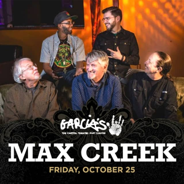 Max Creek at Garcia's