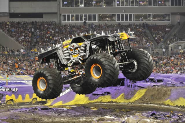 Monster Jam returns to MetLife Stadium this month.