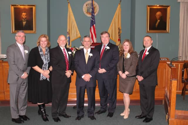 The Rutherford Borough Mayor & Council.