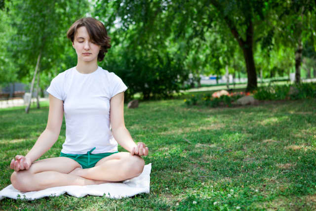 "Haworth Public Library will host a program on ""Reducing Stress the Zen Way"" on June 20."