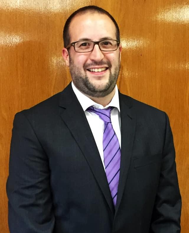 Meet Anthony Bambrola, Davis Elementary School's new principal.