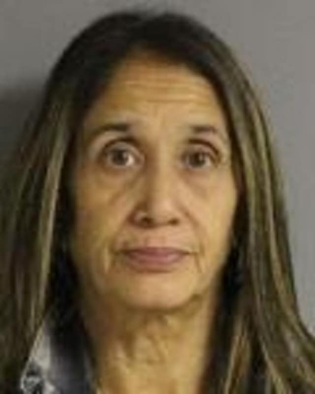 Theresa Melendez was charged Saturday with allegedly having marijuana and prescription drugs.