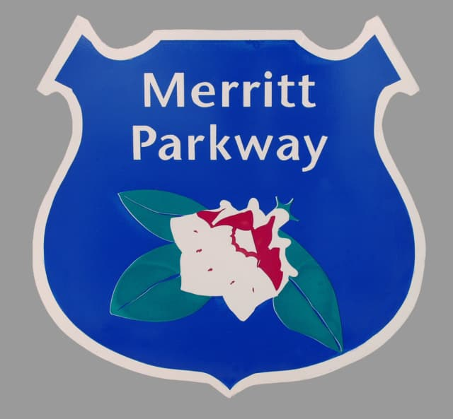 An accident has closed lanes on the Merritt Parkway in Greenwich