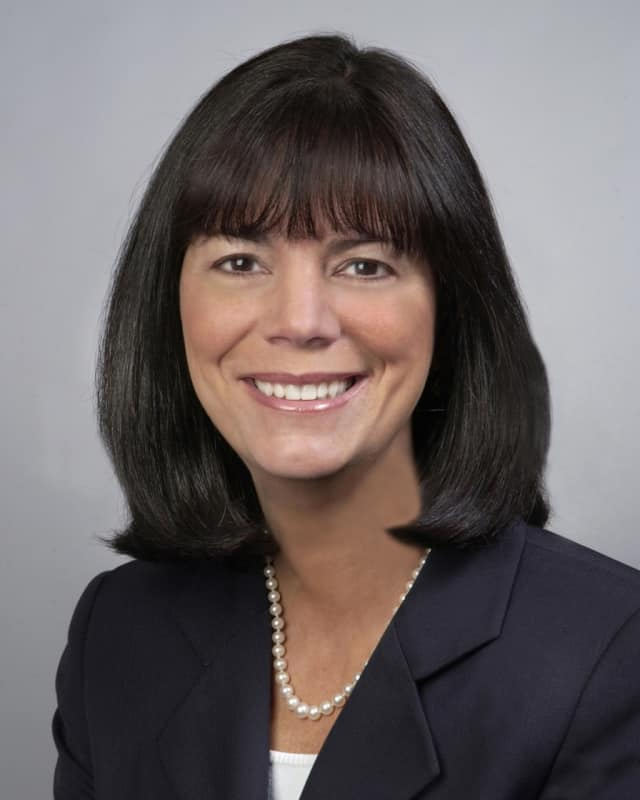 Audrey Meyer, the President and CEO of The Valley Hospital and Valley Health Center.