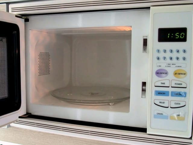 A Passaic man was killed trying to fix his microwave.