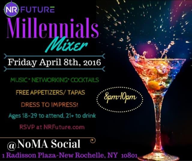 The Mixer will be at NoMA Social.