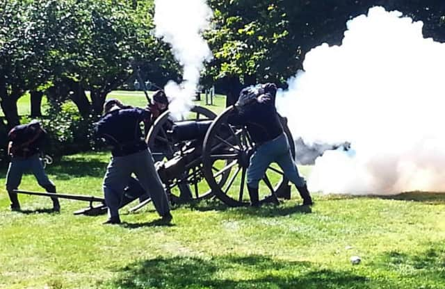 Military Reenactment Day is coming to Garrison Aug. 28.