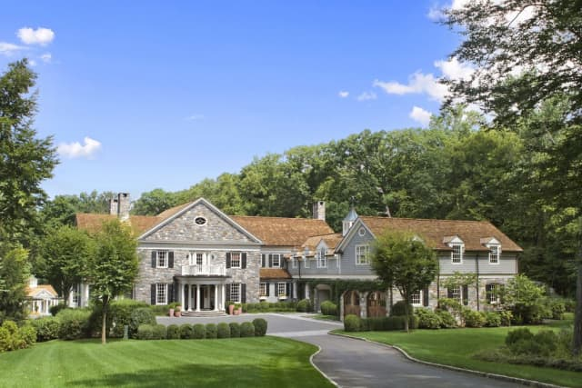 For Brian Milton – 4 Ashfields Lane, Armonk, 13,917 square feet. Sold for $8.7 million.