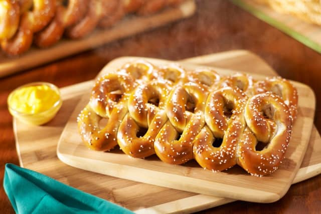 Philly Pretzel Factory opened a location in Smithtown.