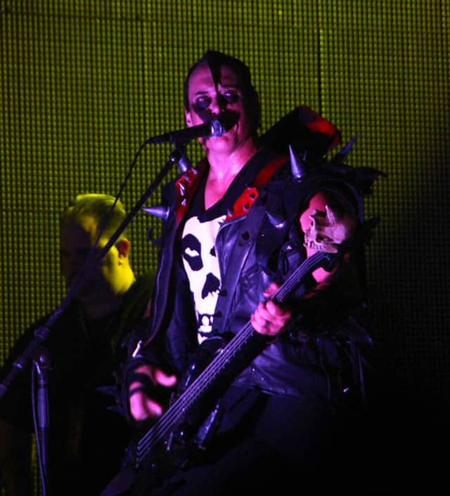 Jerry Only of Lodi.