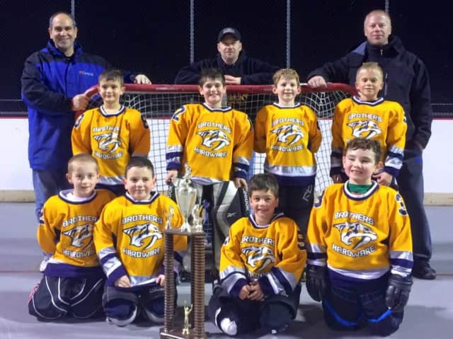 The Lyndhurst Youth Hockey League is open to boys and girls from Lyndhurst and the surrounding area.