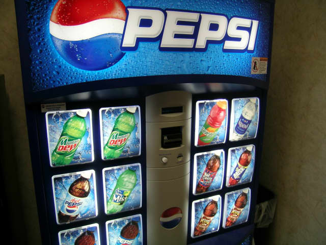 PepsiCo will uneveil its new Hello Goodness healthy vending machines in 2016.