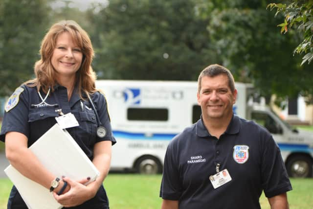 Valley Hospital nurses, EMT and paramedics are all part of the hospital's new Mobile Integrated Healthcare Program.