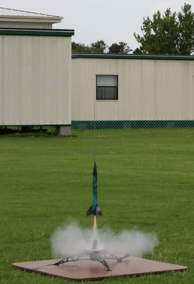 The Kent Public Library is hosting a Mad Science Rocketry Show on July 25.
