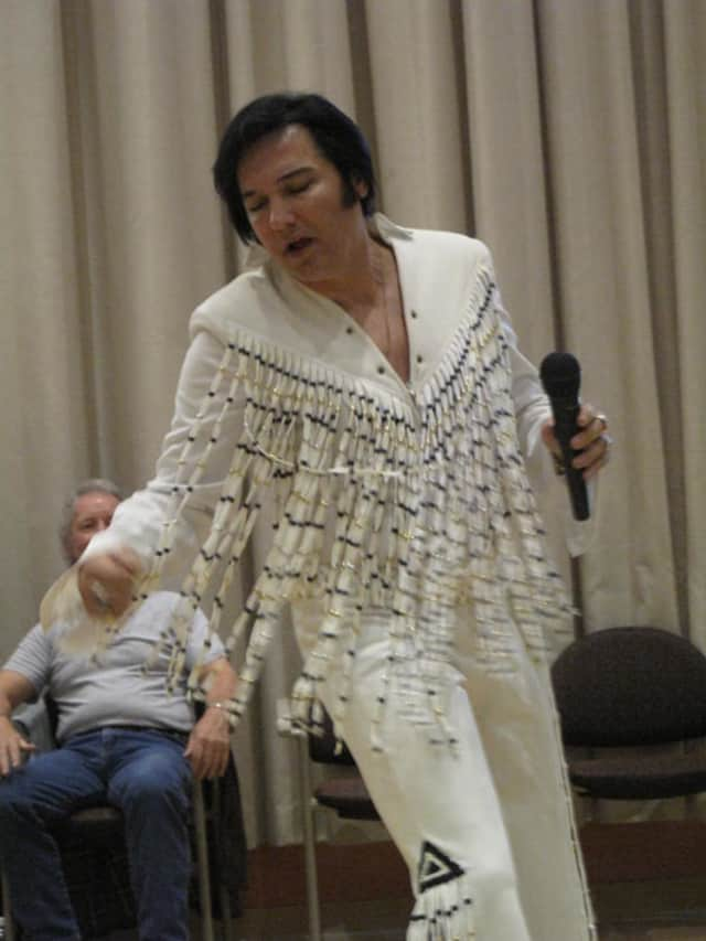 Elvis impersonator Bobby Memphis will perform in Fair Lawn Aug. 15.