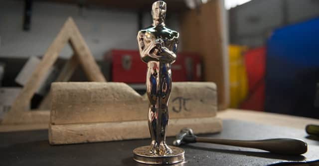 Polich Tallix Fine Art Foundry in Orange County produces the coveted Oscar statuettes.
