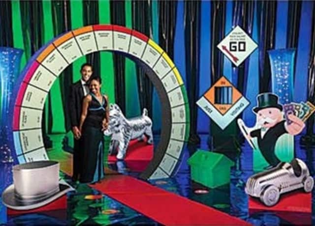 Leonia High School's seniors are throwing a Monopoly party fundraiser March 18.