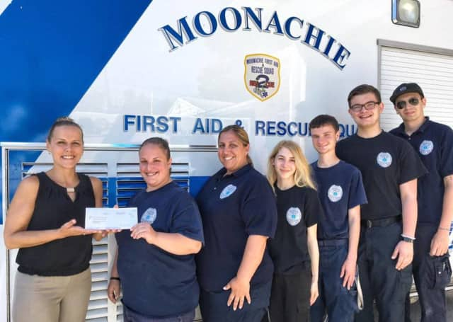 Moonachie First Aid and Rescue Squad has openings for new members.