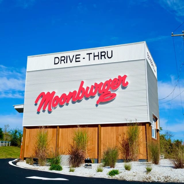Moonburger is located at 5 Powells Lane in Kingston.