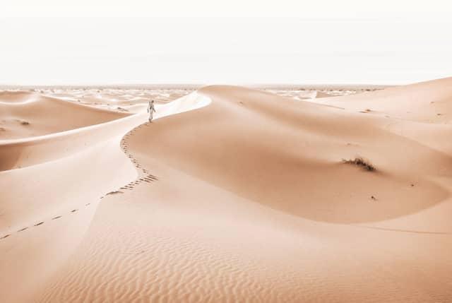 Morocco, the Sahara Desert. Courtesy Naya Traveler.