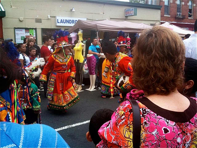 Englewood will be hosting a Latino Festival on June 11 -- as D.C. does annually, with its Festival Latino.