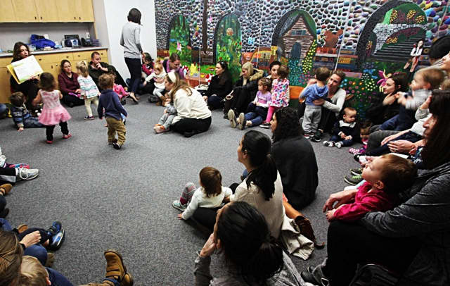 Mount Pleasant Public Library saw a 50 percent increase in kids' programs attendance in 2015.