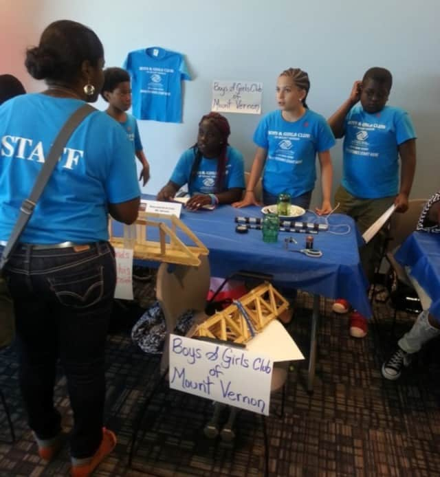 The Mount Vernon Boys And Girls Club has various activities throughout the school year.