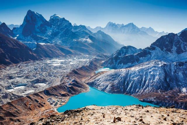 Gokyo, Nepal. Courtesy Neiman Marcus.