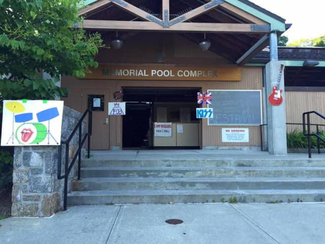 The Memorial Pool will be open Labor Day until 6 p.m.