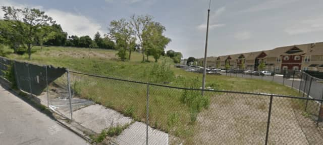 Yonkers is hoping to line up land for a new school at the former site of a public housing complex off St. Joseph's Avenue.