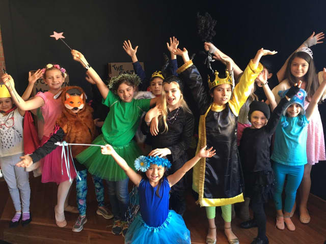 """Your kid can perform in """"Annie"""" at Risko Music in Ossining."""