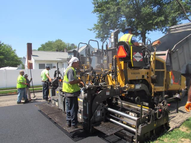 Paving is schedule to shut Monroe Street in Carlstadt