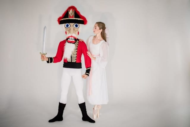 The 32nd annual performance of NEAD's The Nutcracker features several Wilton ballerinas.