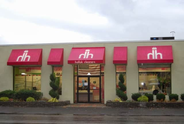 Hallak Cleaners is celebrating 50 years in business with a special event May 19 at its Hackensack location at 172 Johnson Ave.