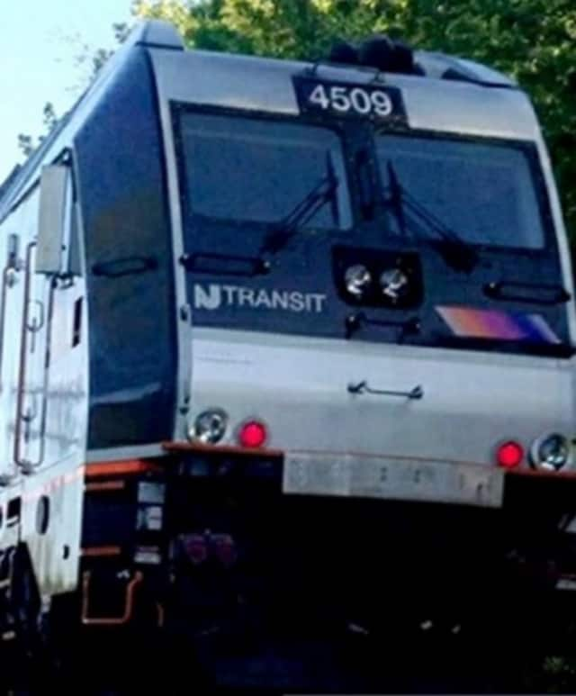 NJ Transit train