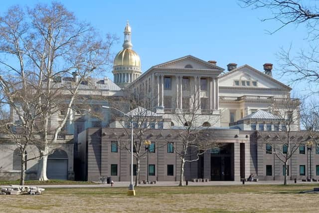 New Jersey State House.