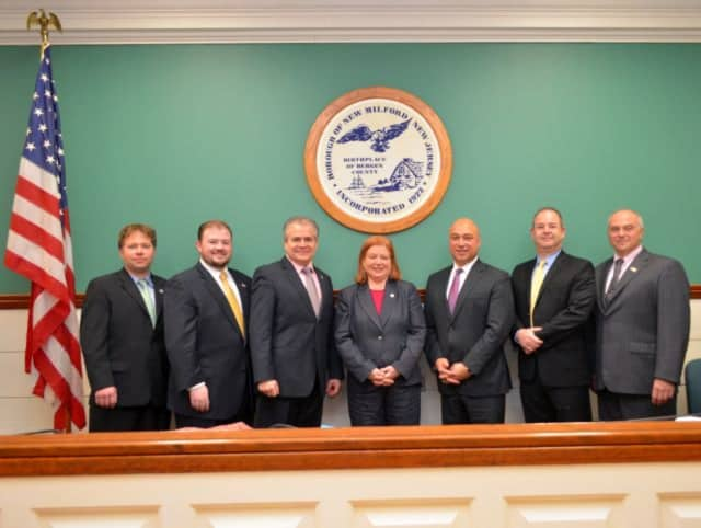 New Milford's council was one of a few to experience at least a bit of shakeup with the recent election.