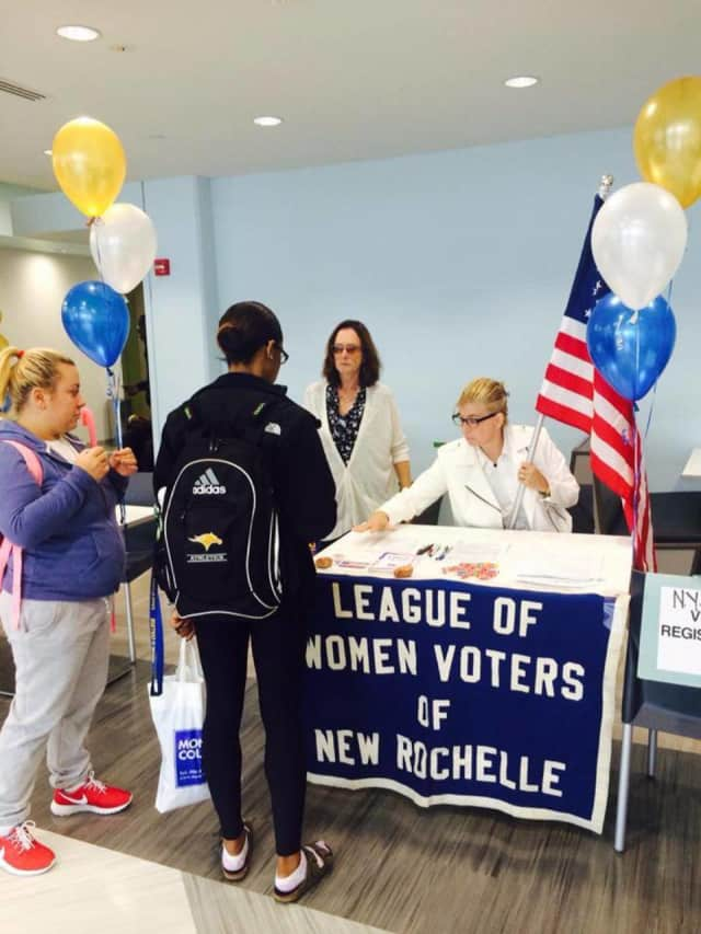 The New Rochelle League of Women Voters sponsored candidate forums for the mayoral and City Council races.
