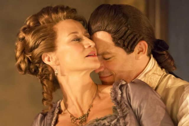 National Theatre Live brings a new production of Les Liaisons Dangereuses to the Ridgefield Playhouse.