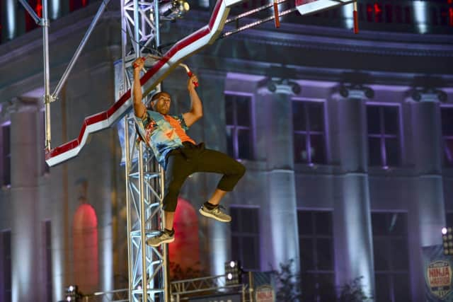 Yancey Quezada made it to the finals on American Ninja Warrior Season 9.