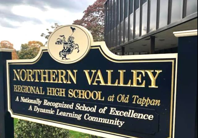 Northern Valley Regional High School at Old Tappan