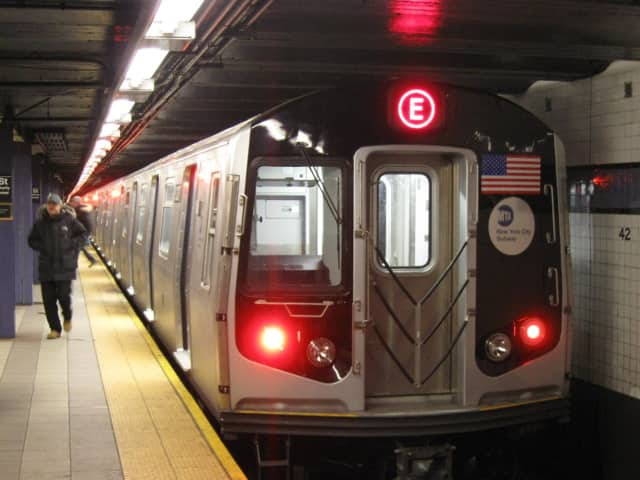 The Department of Homeland Security will be conducting studies in the New York City Subway system.