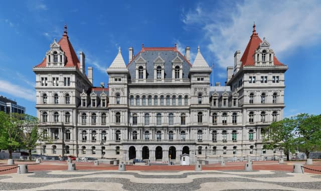 The New York Legislature is scheduled to meet for 57 days in 2016.