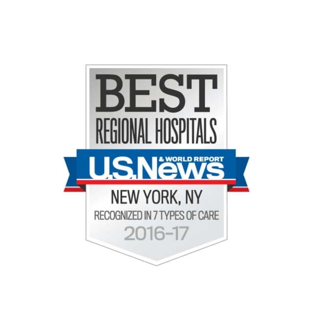 White Plains Hospital has once again been named one of the best in New York by U.S. News & World Report.