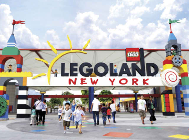Legoland hopes to be open in 2020.