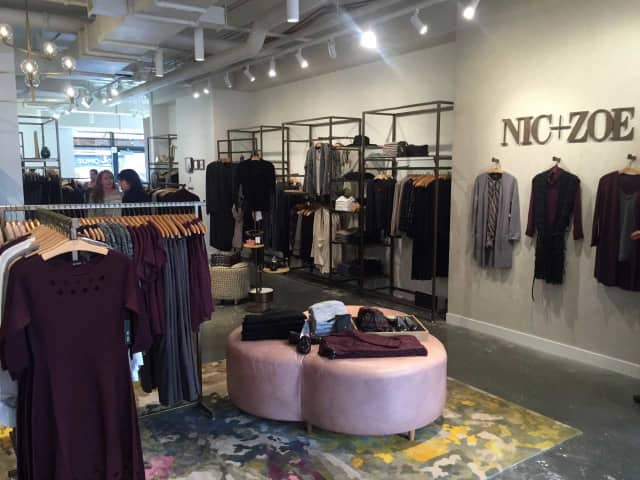 Westport's Bedford Square welcomed a new women's boutique.
