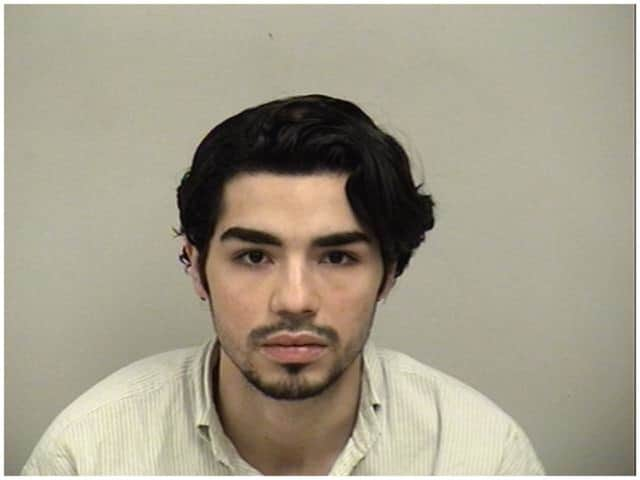 Nabeel Abdallah faces larceny charges after Westport police said he stole more than $400 in toothbrushes from a pharmacy.