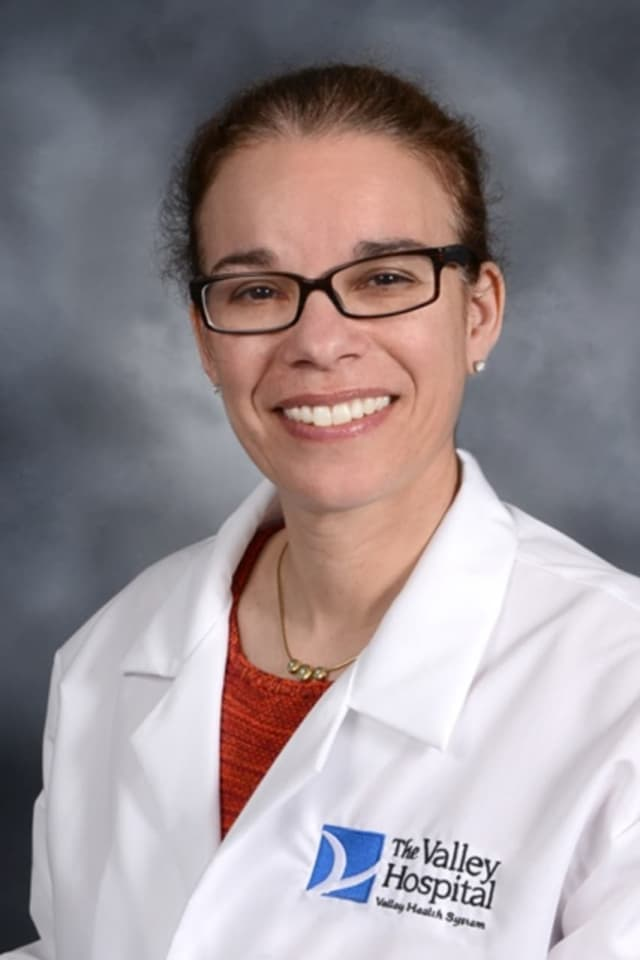 Dr. Lisa Nalven of The Valley Hospital.